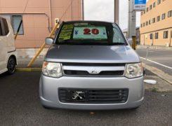 三菱 eKワゴン 660M AT